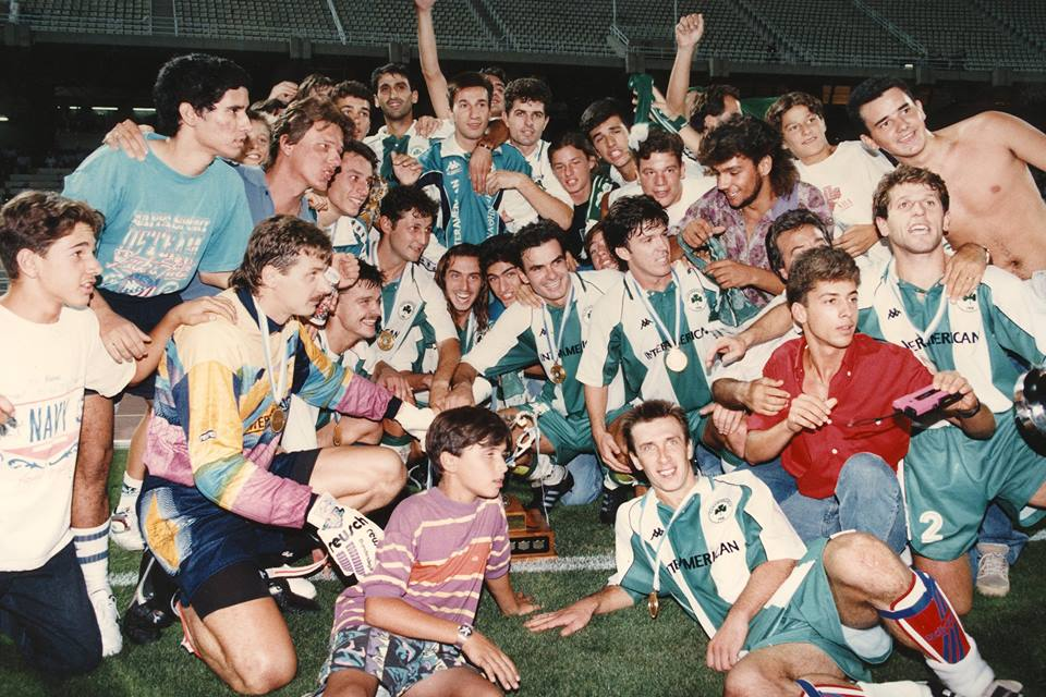 1993 – The 3rd Super Cup | pao.gr