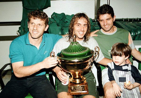 1996 – Το 18ο Πρωτάθλημα | pao.gr