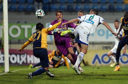 Asteras Tripolis-Panathinaikos 1-1   pao.gr