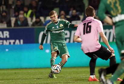 Panathinaikos-Kerkyra 2-0 | pao.gr