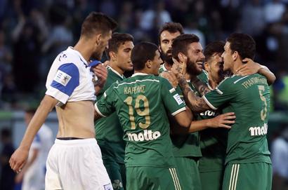 Panathinaikos-PAS Giannina 3-1 | pao.gr