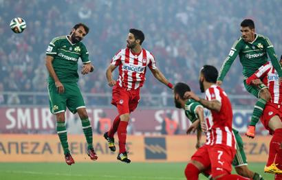 Olympiacos – Panathinaikos 1-0 | pao.gr