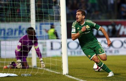 Panathinaikos – PAOK 2-0   pao.gr