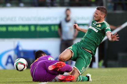 Panathinaikos-Asteras Tripolis 0-0 | pao.gr