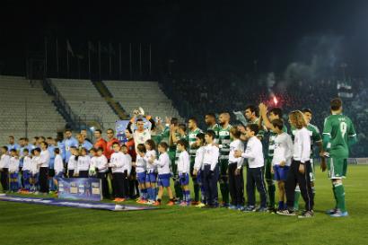 Apollon – Panathinaikos 1-1   pao.gr