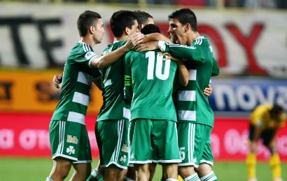 Aris – Panathinaikos 0-2   pao.gr