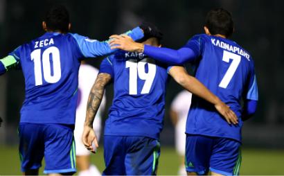 Panathinaikos – Iraklis Psahnon 3-0 | pao.gr