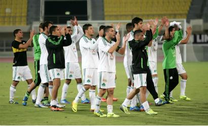 Ergotelis – Panathinaikos 0-1   pao.gr