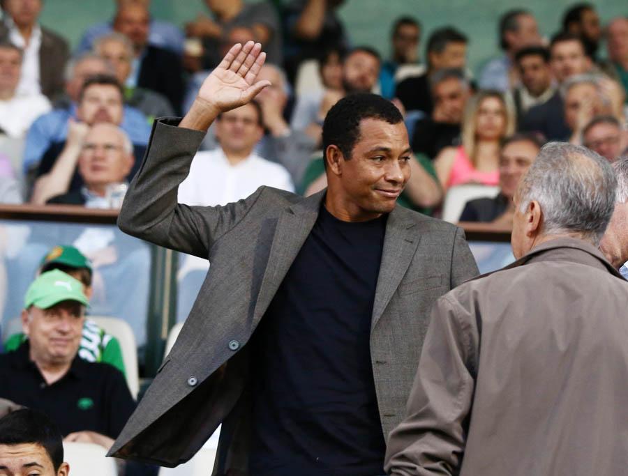Agreement between Panathinaikos and Gilberto | pao.gr