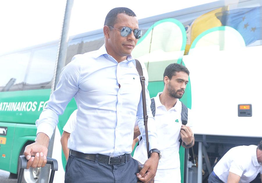 Panathinaikos and Gilberto Silva Part Ways | pao.gr