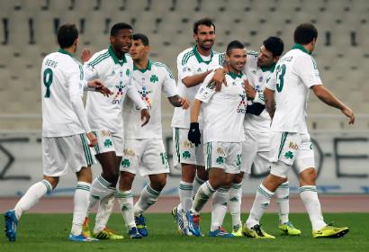 Kalloni – Panathinaikos 0-4 | pao.gr