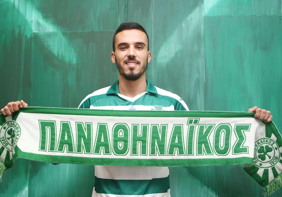 "Kourbelis ""in green"" | pao.gr"