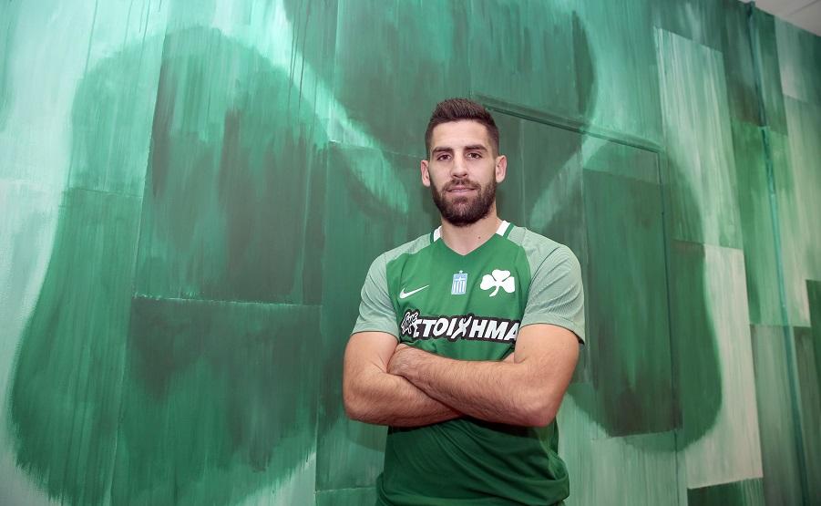 Economou joins Panathinaikos | pao.gr