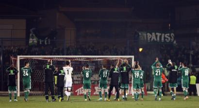 Veria – Panathinaikos 1-3 | pao.gr