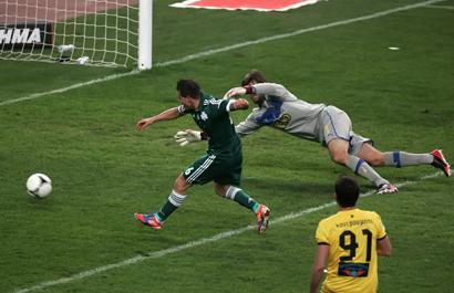 AEK – Panathinaikos 0-2 | pao.gr