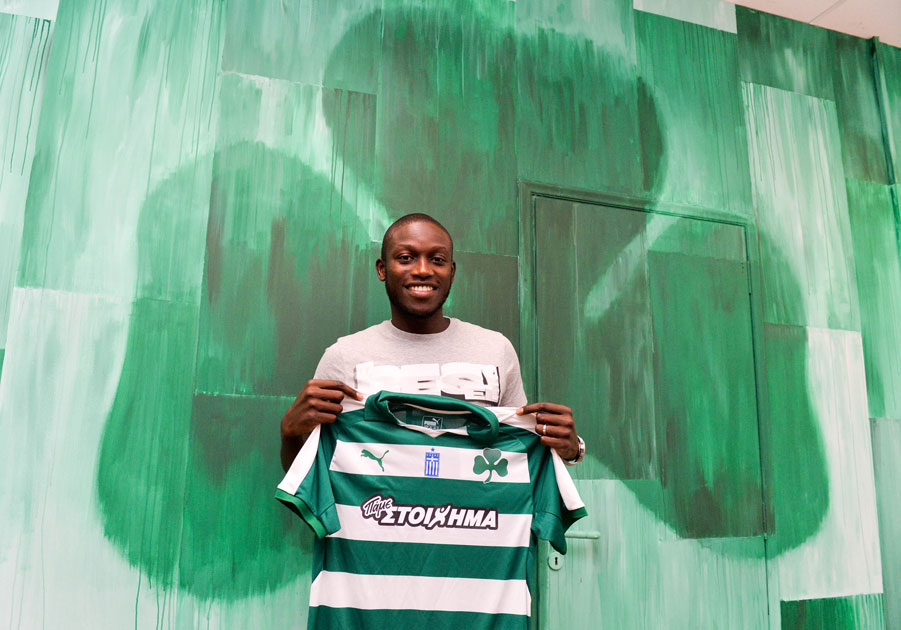 Coulibaly joins Panathinaikos | pao.gr