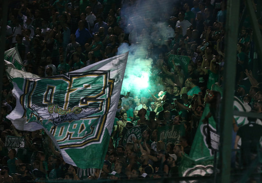 Disposal of tickets for the match Brondby-Panathinaikos | pao.gr