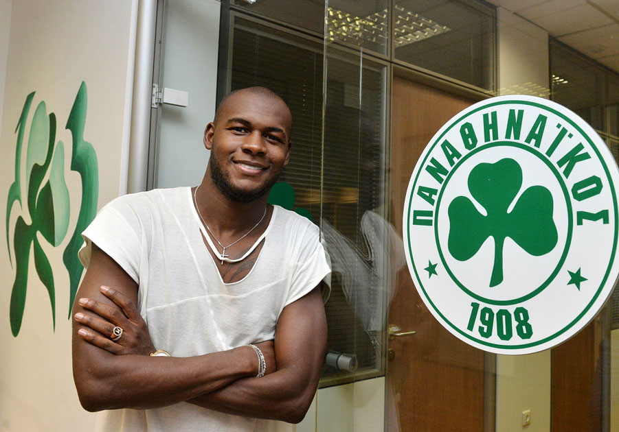 """Ibarbo is """"Green""""   pao.gr"""