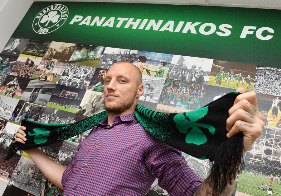 """""""Panathinaikos gives me the possibility to come back"""" 