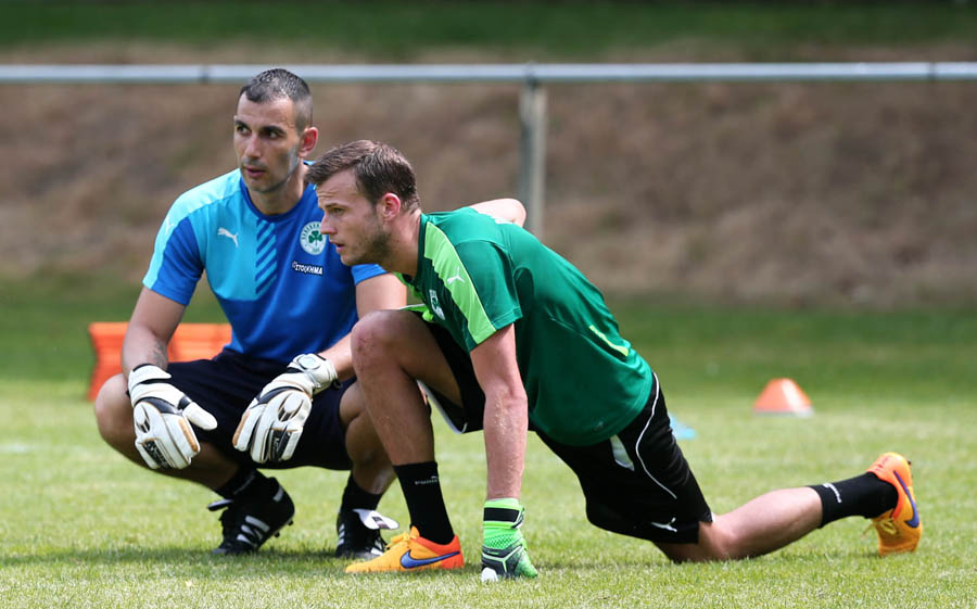 3rd International Goalkeepers Training Conference | pao.gr