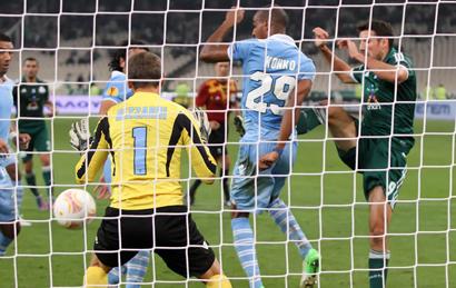 PAO – Lazio 1-1   pao.gr