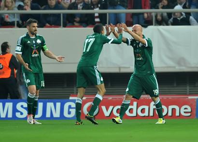 Olympiacos – Panathinaikos 1-1 | pao.gr