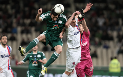 Panathinaikos – Panionios 0-0 | pao.gr