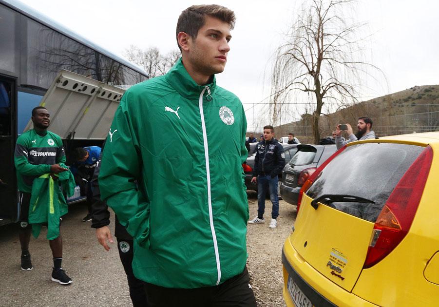 Kotsaris transferred to Omonia | pao.gr