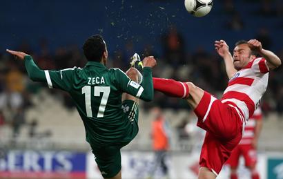 Panathinaikos-Platanias 0-1 | pao.gr