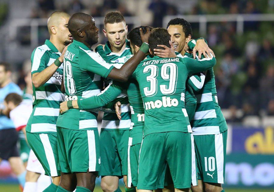 Five goals and Berg´s show | pao.gr