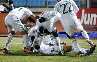 PAS Giannina – PAO 0-1 | pao.gr