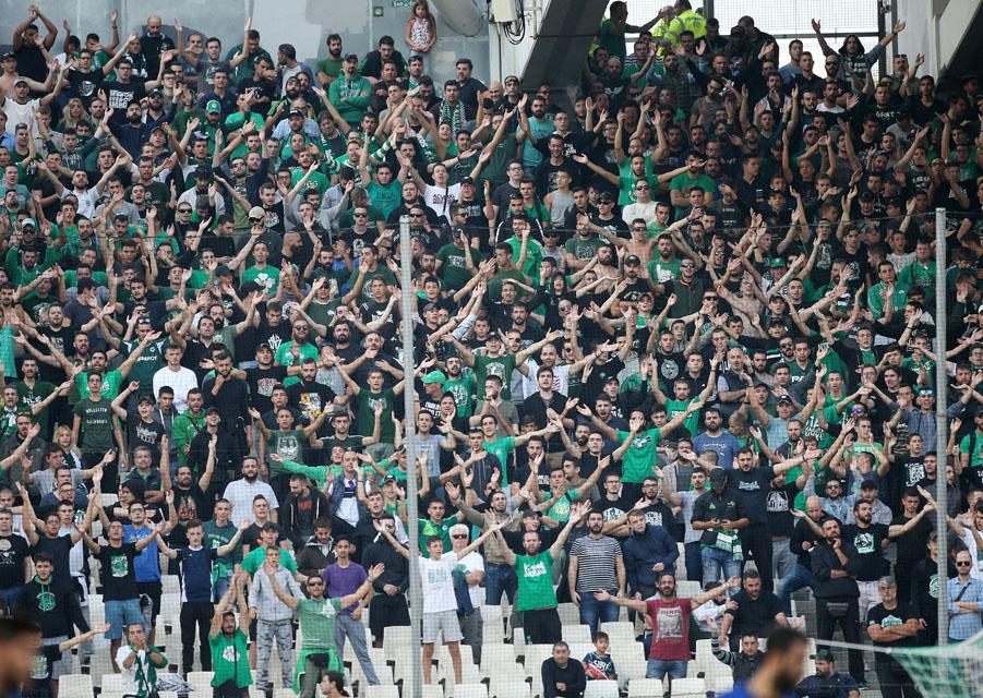 Τα εισιτήρια για τους αγώνες πρωταθλήματος και Κυπέλλου με τον ΠΑΟΚ | pao.gr