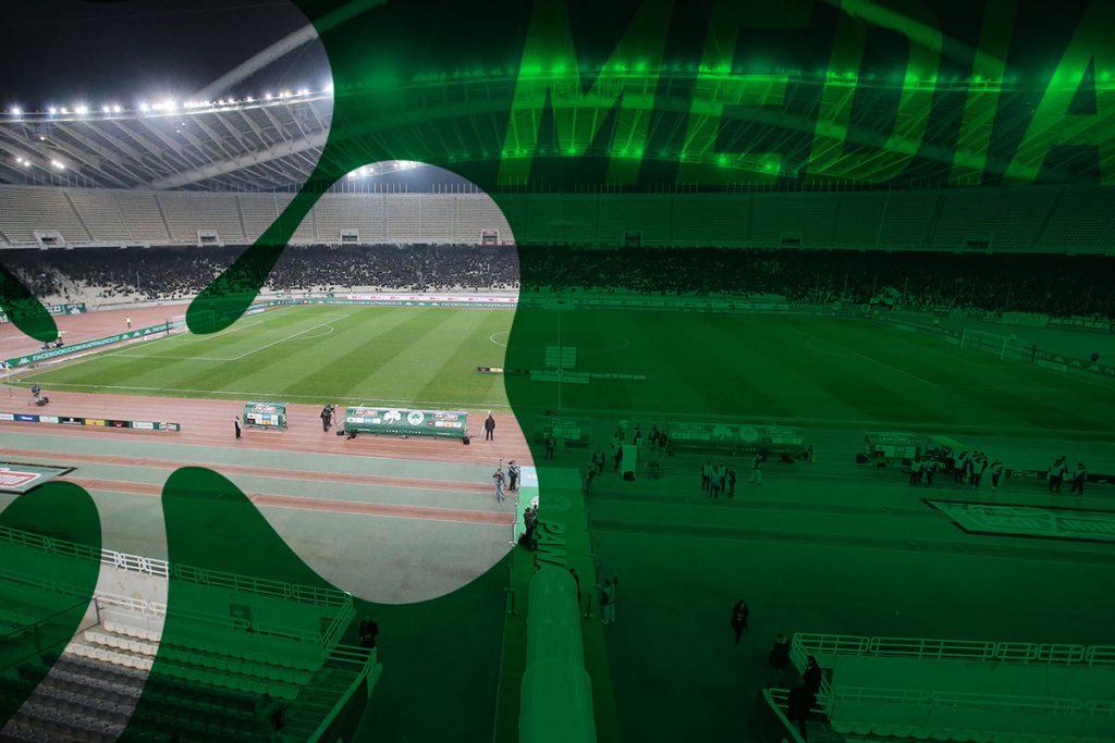 Οι διαπιστεύσεις για τον αγώνα play offs με τον Ολυμπιακό | pao.gr