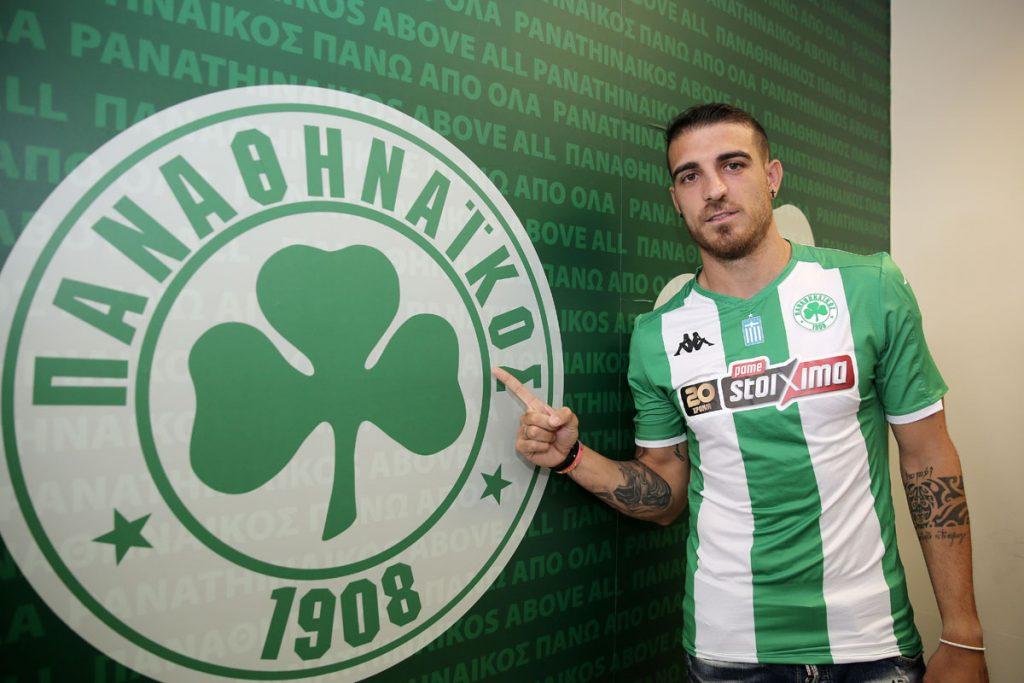 Velez joins Panathinaikos | pao.gr