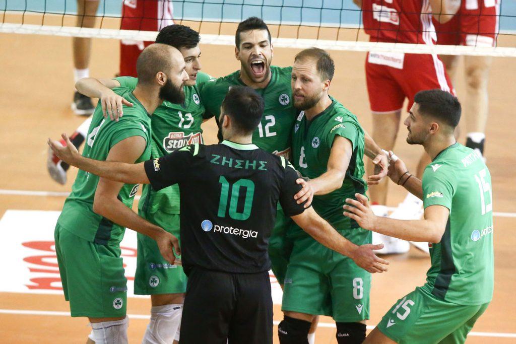 Θερμά συγχαρητήρια στην ομάδα βόλεϊ! | pao.gr