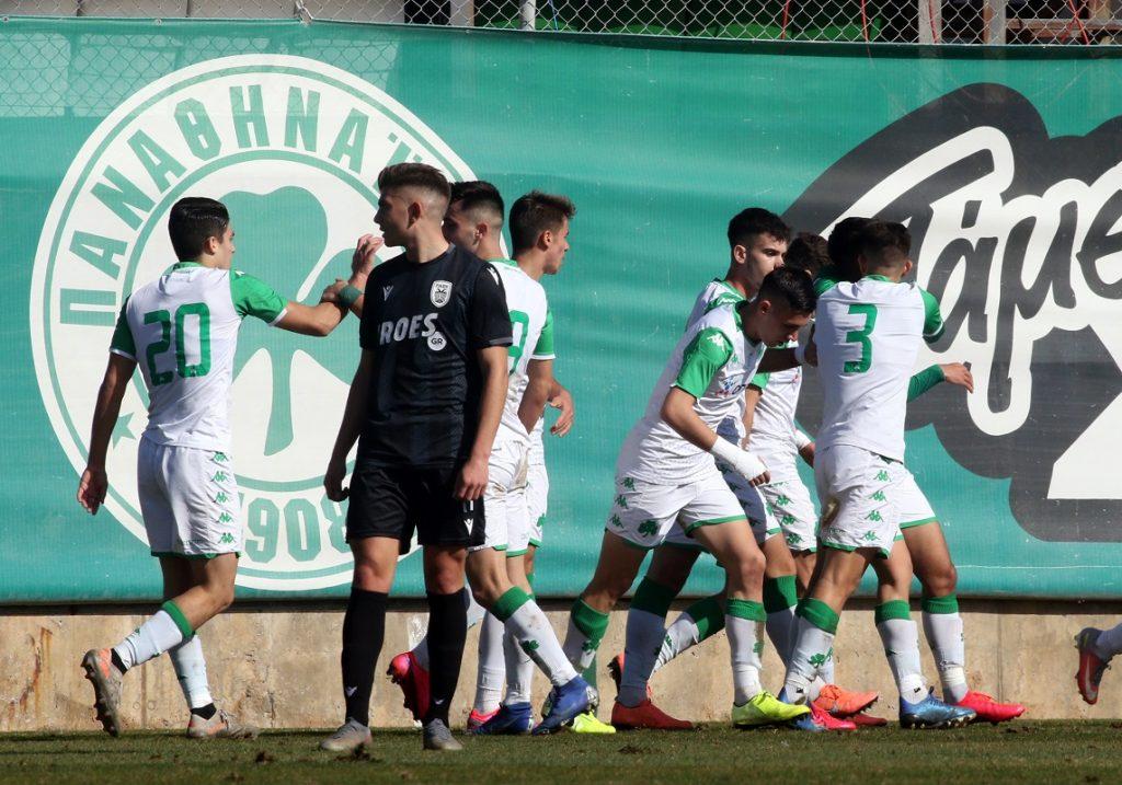 Πρώτη προπόνηση της σεζόν για την Κ19 | pao.gr