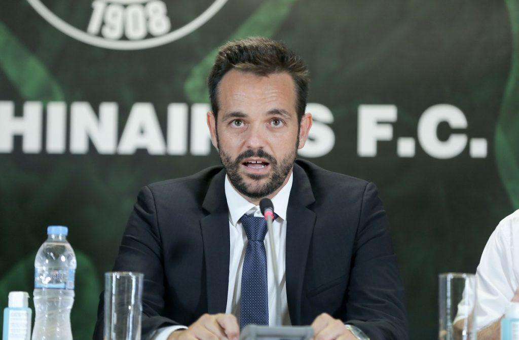 "Poyatos: ""I needed to hear only one word: Panathinaikos"" | pao.gr"