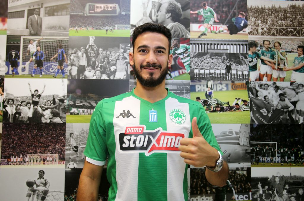 Welcome back Lucas! | pao.gr