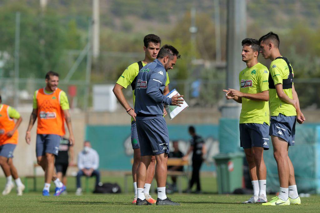 Προπόνηση και αποστολή για το ματς της Δευτέρας | pao.gr