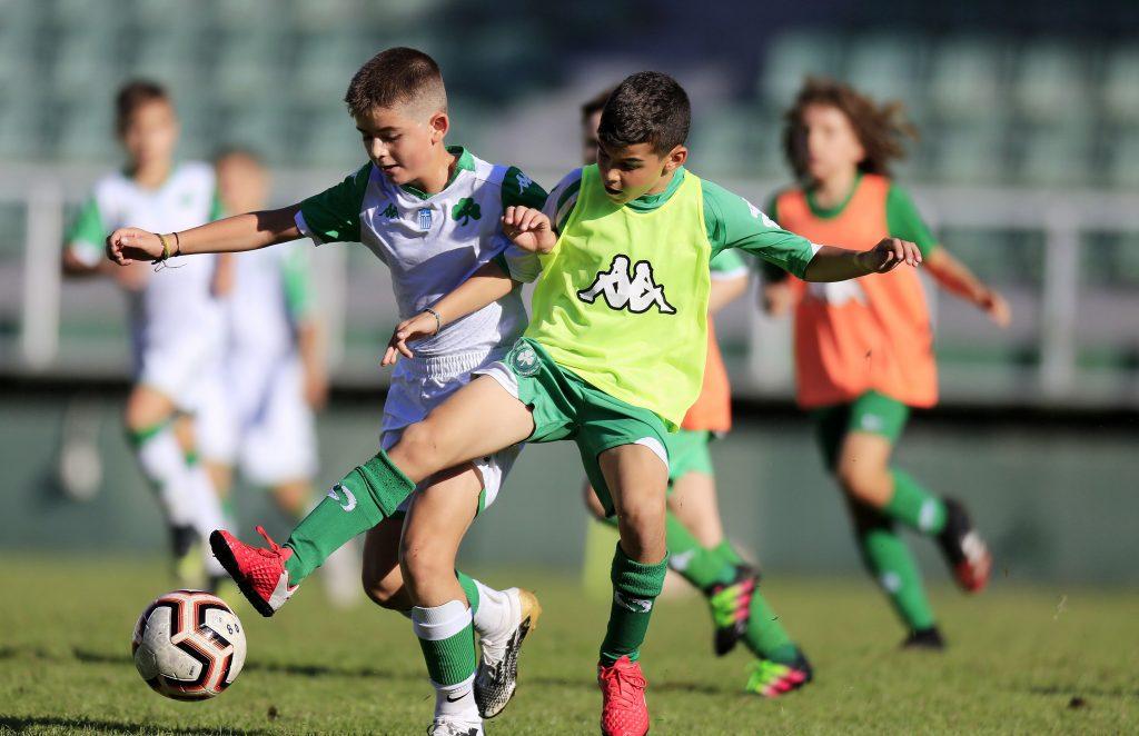 Διήμερο αξιολόγησης Σχολών Ποδοσφαίρου Παναθηναϊκού | pao.gr