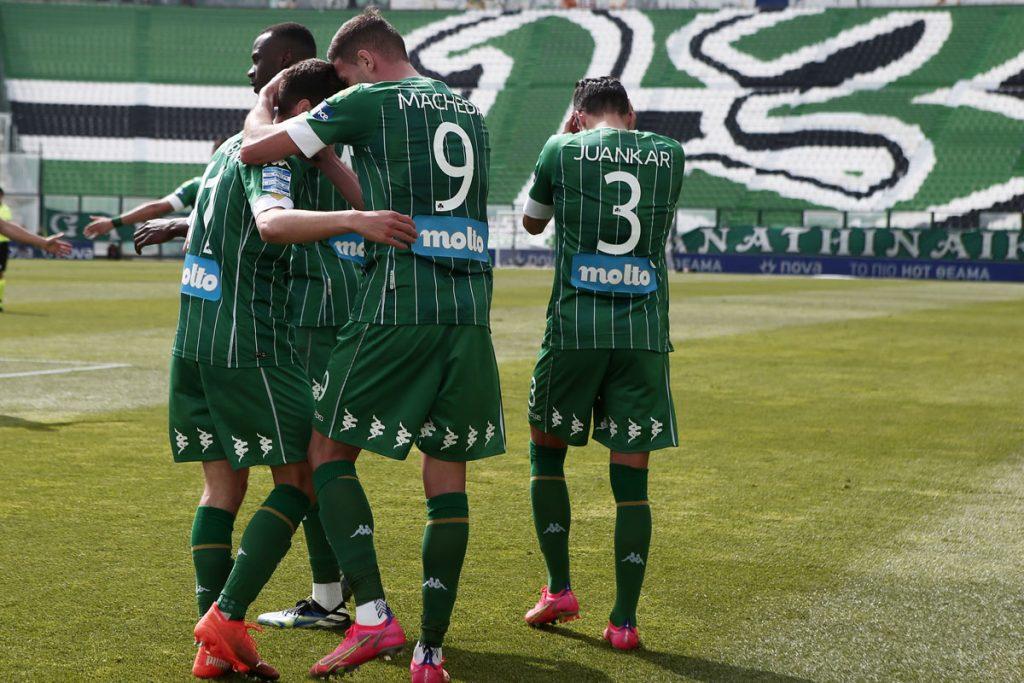 Η παρακάμερα της νίκης με 3-0 επί του ΠΑΟΚ στα play off | pao.gr