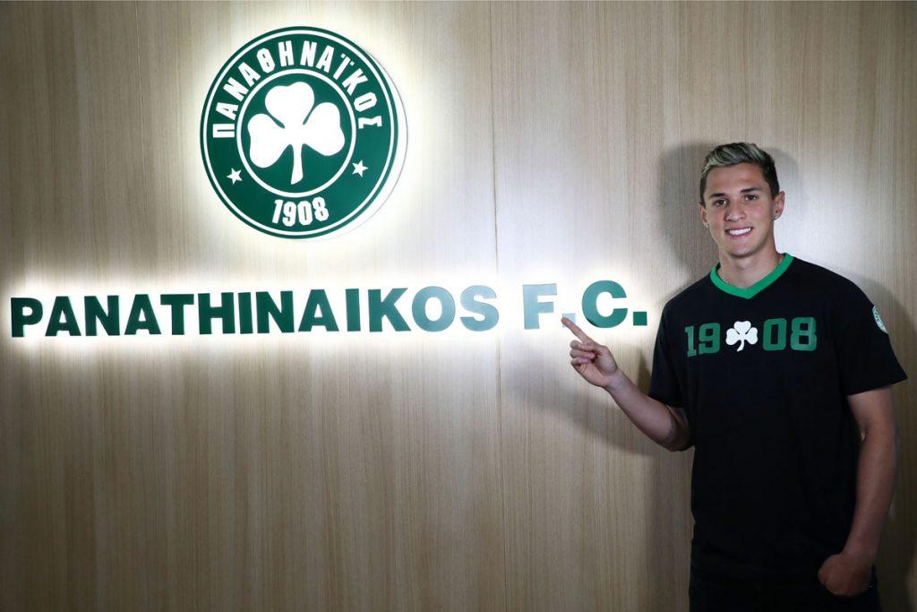 Vital joins Panathinaikos | pao.gr