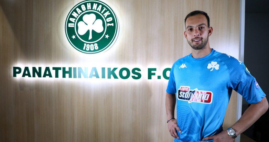 Brignoli joins Panathinaikos | pao.gr