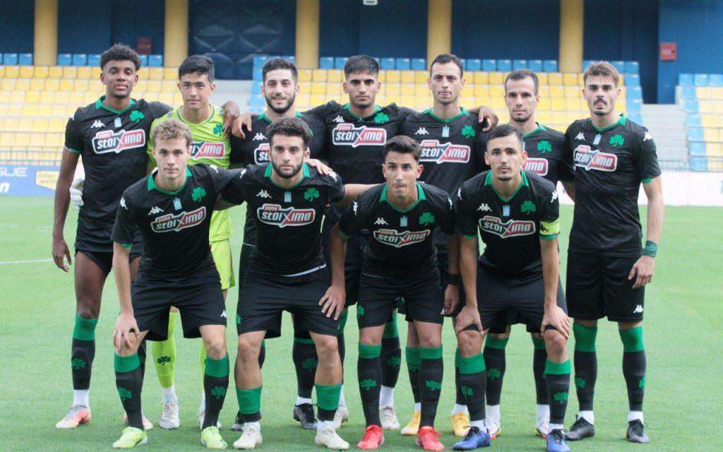 Το πρόγραμμα του Παναθηναϊκού Β στη Super League 2   pao.gr